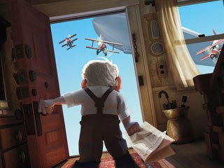 Often, timing prevents Pixar from taking advantage of the RenderMan Group's latest code. Its next movie, Up, is a case in point.