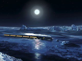 The Polar Express is an example of a non-Pixar title that used RenderMan. © 2004 Warner Bros. Ent.
