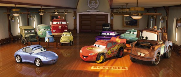 Pixar embraced ray tracing in Cars for its vast landscapes and highly reflective vehicles. It used a hybrid rendering approach, combining REYES with ray tracing.