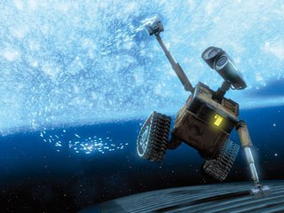 With WALL•E, director Andrew Stanton wanted to simulate an anamorphic look to evoke a widescreen, sci-fi film feeling. RenderMan introduced a new feature that simulated the effects of an anamorphic lens.