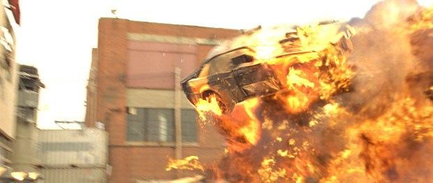 Death Race': Killer VFX for a Killer Ride   Animation World