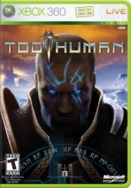 Too Human is set in a highly advanced technological age where there are humans, machines and humans who are part machine, and who are all part of Norse mythology.