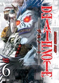 Death Note Vol. 6 starts off slowly, but the twists and turns will keep you glued to the screen.