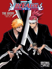 Season Two of Bleach is a wonderful walk back in time and these episodes are what made the title a phenomenon.