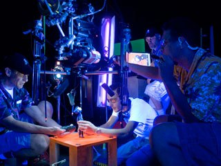 On The Set With Coraline Where The Motion Doesn T Stop