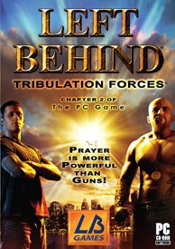The original Left Behind (2006) is one of the most controversial games in Christian gaming, largely because of accusations that it is too violent. Left Behind: Tribulation Forces is the second title in the series.