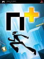"N+ is an online game in which you play as a ninja (hence the ""N""), but you don't wield any weapons and you don't kill anyone; it's all about gold."