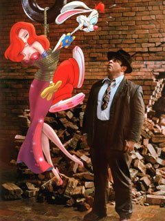 Who Framed Roger Rabbit (above) and The Little Mermaid impressed Goldberg and got him to think seriously about moving to Disney Animation. Courtesy of Disney. © Touchstone Pictures and Amblin Ent. Inc.
