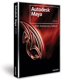 This year's release of Maya offers a wealth of new features, All images courtesy of Autodesk.