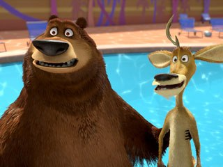 The upcoming direct-to-DVD/Blu-ray Open Season 2 is a film produced at a modest budget, but with the state of technology it still demonstrates a superior visual quality. Courtesy of Sony Pictures Imageworks.