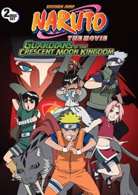 The action in Naruto The Movie: Guardians of the Crescent Moon Kingdom is perhaps some of the best seen in this series.