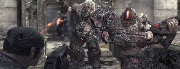 New gameplay modes have been introduced to Gears 2, including the Horde Mode, which is a crazy five-man co-op that pits the player against wave after wave of the voracious Locust Horde.