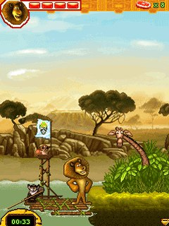 Glu Mobile's slate includes licensed games based on such film tie-ins as Madagascar: Escape 2 Africa, which launched worldwide in conjunction with the film's U.S. premiere.