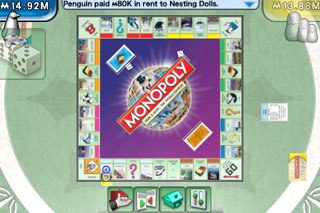 EA Mobile has several other titles in development for the iPhone and iPod touch, including Monopoly: Here & Now the World Edition.