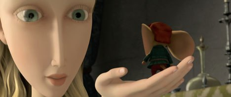 Despereaux went through three sets of directors: Sylvain Chomet and then Mike Johnson before Sam Fell and Robert Stevenhagen stepped in for the heavy lifting.