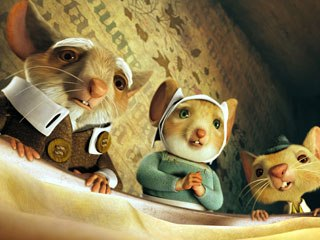 Framestore's benchmarks on Despereaux included 40,089 individual assets with 25 hero characters that were modeled, surfaced and textured, as well as 12 secondary characters. In the end, 1,726 final shots were delivered.