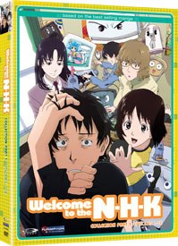 Welcome to the NHK is a true anime gem, probably the best anime of the 2008. A must-see.