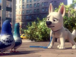 Disney's Bolt is a 3-D accomplishment Kimball is proud to see in the industry. © Disney Enterprises, Inc. All rights reserved.