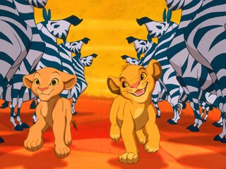 Kimball was in technology development and support on 1994 feature The Lion King, one of many films he oversaw in that capacity for Disney. © Disney Enterprises, Inc. All rights reserved.