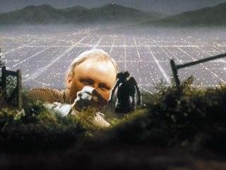 VFX Legend Dennis Muren, a previous VES Lifetime Achievement Award recipient, at work on E.T. Courtesy of ILM.