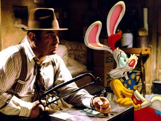Who Framed Roger Rabbit. © Touchstone Pictures and Amblin Ent. Inc.