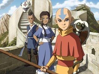 Kennedy and Marshall are working with M. Night Shyamalan to adapt Avatar: The Last Airbender as a live-action film. Courtesy of Nickelodeon.