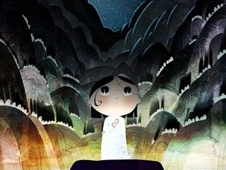 Song of the Sea is Cartoon Saloon's latest feature project, like Kells, using Irish contemporary musicians to help tell a traditional Irish legend. © Cartoon Saloon.