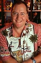 John Lasseter. Photo courtesy of Disney.