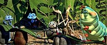 A Bug's Life. © Disney Enterprises, Inc./Pixar Animation Studios. All Rights Reserved.