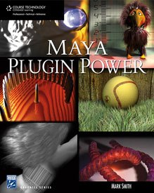 All images from Maya Plugin Power © Course Technology.