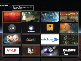 OnLive has support from most major U.S. gaming publishers, including Electronic Arts, Ubisoft, Take-Two Interactive Software, Warner Bros. Interactive Ent., THQ Inc., Epic Games, Eidos, Atari Interactive and Codemasters.