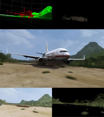 This breakdown shows the crash of the Ajira airline, which brought the Oceanic 6 back to the island.