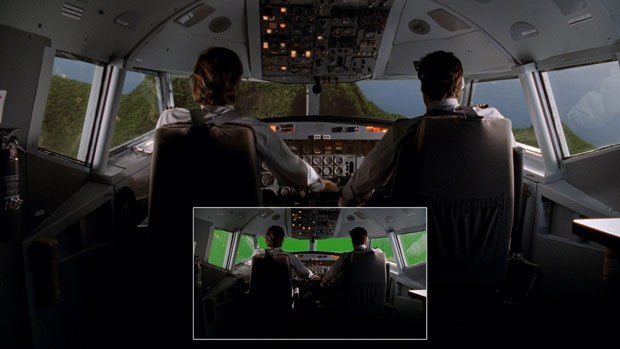 Plane work abounds in season 5.
