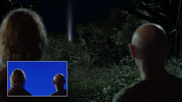 Sawyer and Locke see the light.