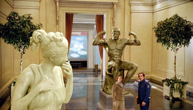 Major works of art like the Thinker and Venus come to life in Smithsonian.