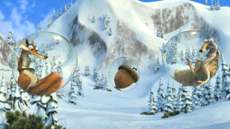 Scrat has been given a love interest, Scratte, to complicate his ongoing quest to horde his acorn.