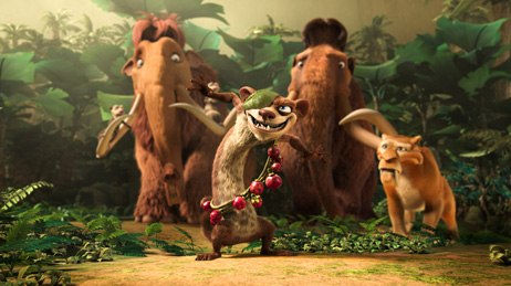 Saldanha had to deal with a location move during production on Dawn of the Dinosaurs.