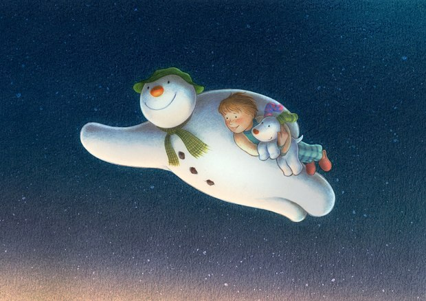 'The Snowman and The Snowdog'