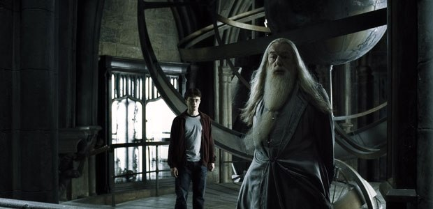 For Harry and Dumbledore, there is no calm before the storm in this naturalistic drama with few set pieces.