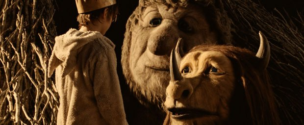 Creating the Wild Things involved three distinct stages, but it was up to Framestore to tie the two initial interpretations of the characters' performances together and add the emotion that comes from facial expression.