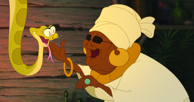 The Princess and the Frog is a bit of a Disney gumbo that serves as a melting pot for animation, food and culture.