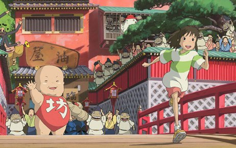 Spirited Away has influenced animators all over the world.