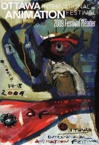 Provocative Ottawa 09 poster.