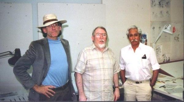 Corney Cole, Marty & Ray Aragon