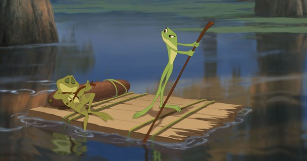 The Princess and the Frog was leaner, meaner and more efficient, thanks to Ed Catmull's problem-solving ethos.