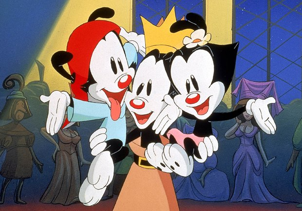 Animaniacs was just one of the classic TV cartoons Romano worked on.
