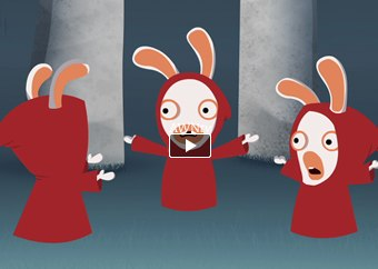 "Rabbids: Episode #5 ""The Big Day"""