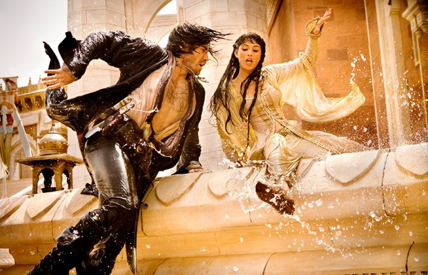 Can Prince of Persia change the fate of video game adaptations?