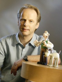 Nick Park had a difficult time developing a story out of a matchmaking mishap until he stumbled on bakery puns. All images courtesy of Aardman Animations.