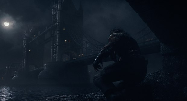 MPC also recreated Victorian London for the rampage sequence.